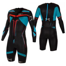 Z3R0D Swimrun Elite Wetsuit, black/atoll